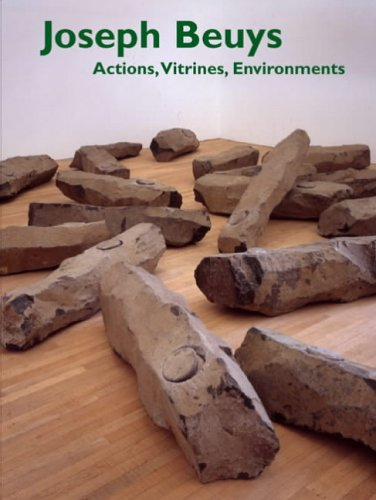 9781854375872: Beuys, Joseph: Actions,vitrines,envir: Actions, Vitrines, Environments