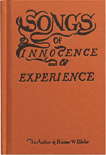 9781854377296: Blake's Songs of Innocence and Experience (Cover may vary)