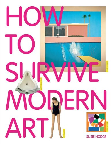 How to Survive Modern Art: Susie Hodge