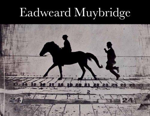 9781854378378: Eadweard Muybridge
