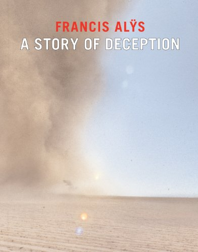 9781854378408: Francis Alys: A Story of Deception