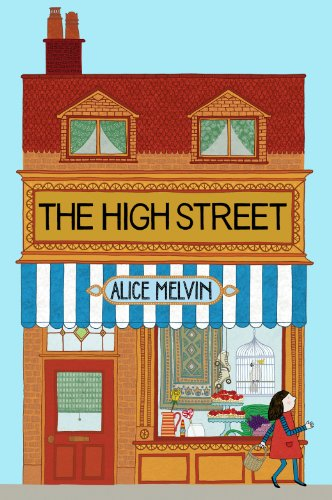 9781854379436: The High Street (Lift the Flap)
