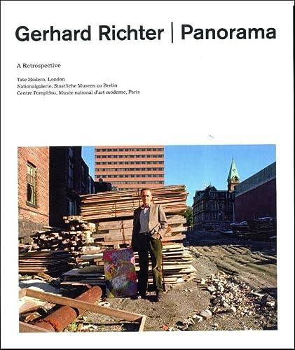 9781854379450: Gerhard Richter: Panorama