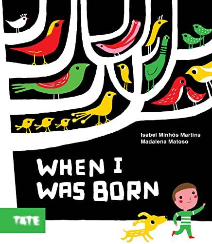 When I Was Born: Isabel Minhos Martins;
