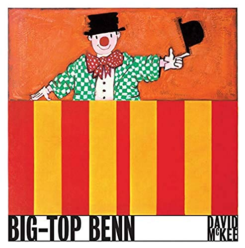 Big-Top Benn: McKee, David