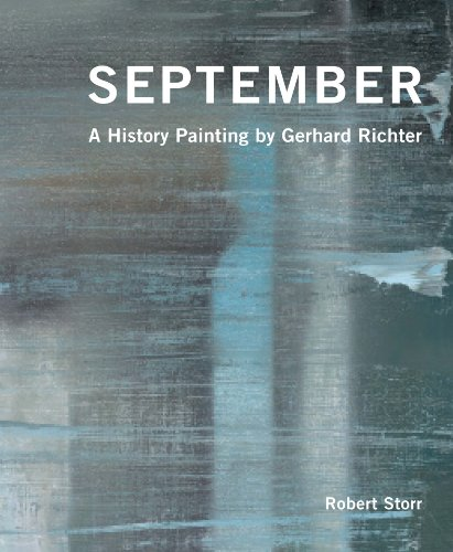 September: A History Painting by Gerhard Richter (185437964X) by Storr, Robert