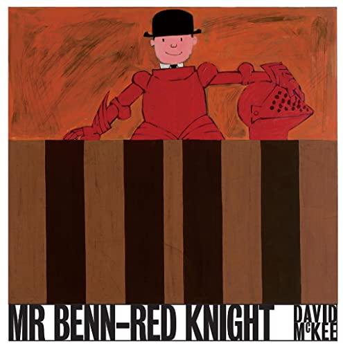 9781854379900: Mr. Benn - Red Knight