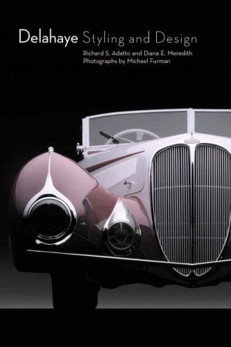 9781854432216: Delahaye Styling and Design