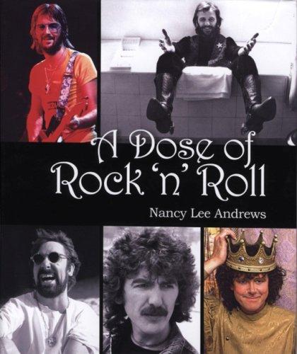 A Dose of Rock 'n' Roll (Hardcover): Nancy Lee Andrews