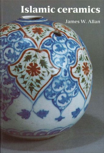 9781854440228: Islamic Ceramics (Ashmolean-Christie's Handbooks)