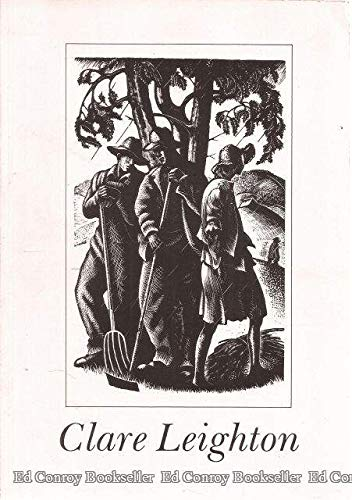 Clare Leighton: Wood Engravings and Drawings: Stevens, Anne and