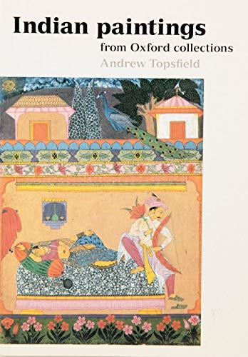 9781854440501: Indian Paintings from Oxford (Ashmolean Handbooks)