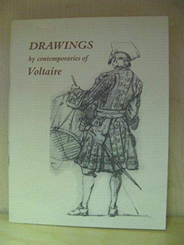 9781854440716: Drawings by Contemporaries of Voltaire: Eighteenth-Century French Drawings from the Print Room of the Ashmolean