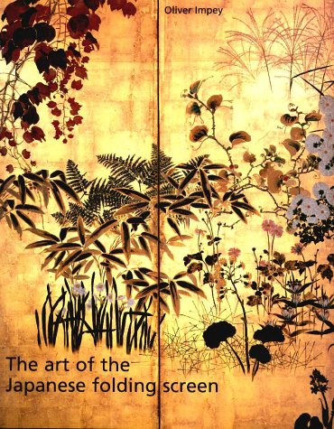 9781854440815: Art of the Japanese Folding Screen