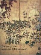 9781854441034: Art of the Japanese Folding Screen