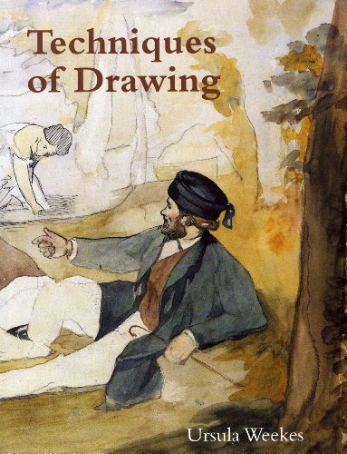 9781854441133: Techniques of Drawing from the 15th to 19th Centuries
