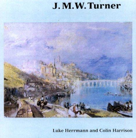 J.M.W. Turner: Watercolors & Drawings (Ashmolean Handbooks): Luke Harman