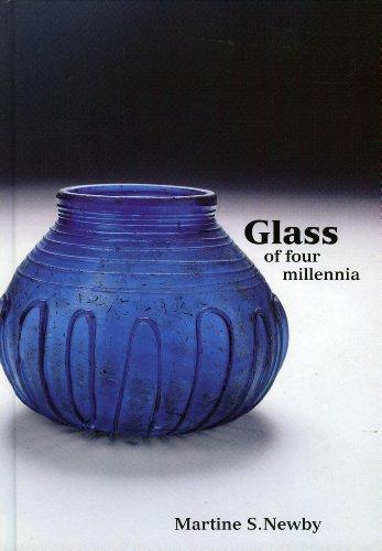 Glass of Four Milleninia (Ashmolean Handbooks): Newby, Martine