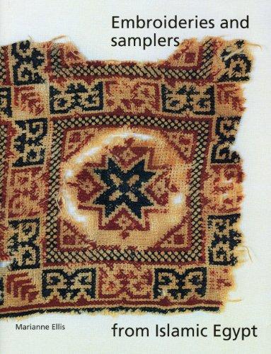 9781854441546: Embroideries & Samplers from Islamic Egypt (Ashmolean Handbooks)