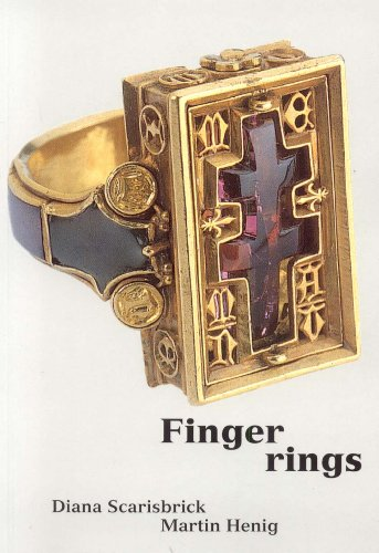 9781854441669: Finger Rings: From Ancient to Modern (Ashmolean Handbooks)