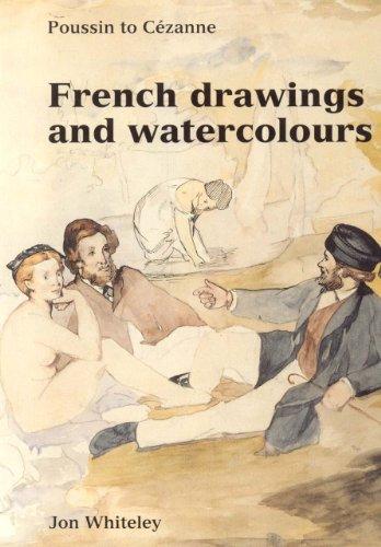 9781854441683: French Drawing & Watercolors (Ashmolean Handbooks)