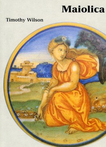 9781854441768: Maiolica: Italian Renaissance Ceramics in the Ashmolean Museum