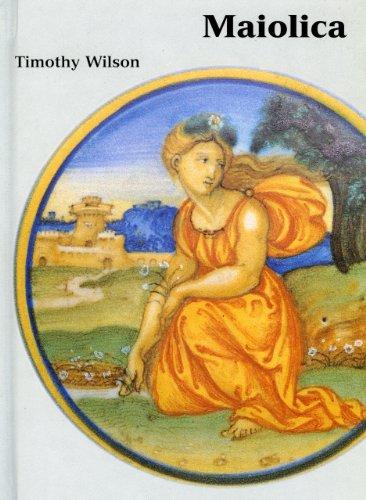 9781854441775: Maiolica: Italian Renaissance Ceramics in the Ashmolean Museum