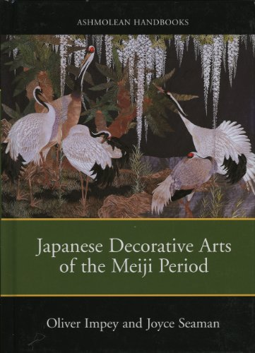 9781854441973: Meiji Arts: Japanese Dec. Arts of the Meiji Period (Ashmolean Handbooks)