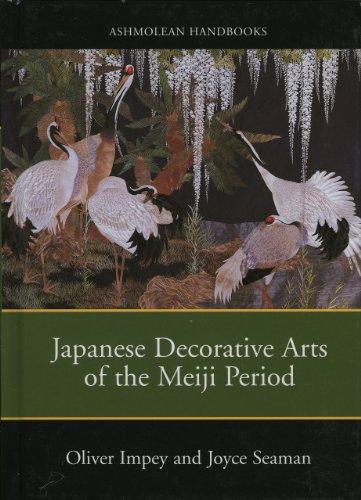 9781854441973: Meiji Arts: Japanese Dec. Arts of the Meiji Period (Ashmolean Handbooks)