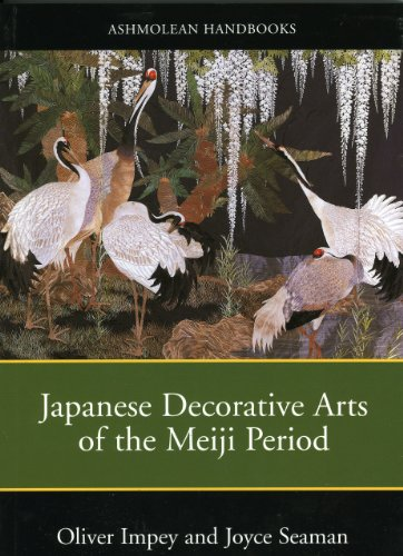 9781854441980: Meiji Arts: Japanese Dec. Arts of the Meiji Period (Ashmolean Handbooks)