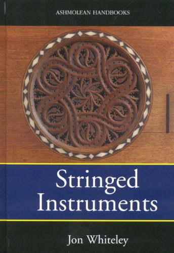 9781854441997: Stringed Instruments (Ashmolean Handbooks)