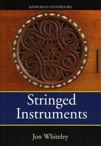 9781854442000: Stringed Instruments (Ashmolean Handbooks)