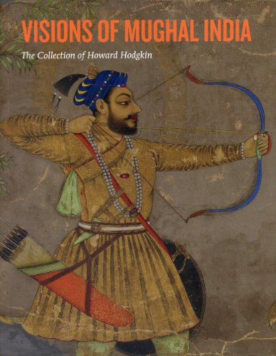 9781854442635: Visions of Mughal India: The Collection of Howard Hodgkin