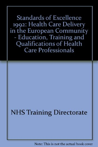 Health Care Delivery in the European Community - Conference Proceedings: NHS