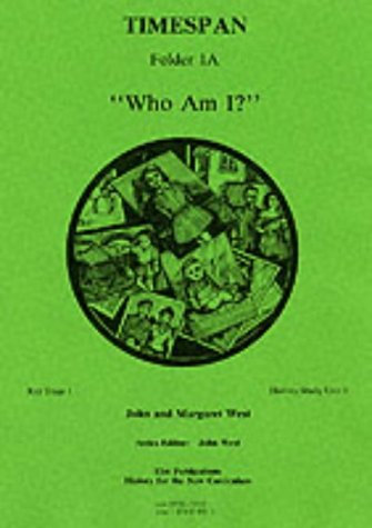 Who am I? (Timespan): West, John; West, Margaret