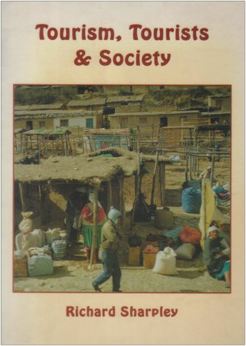 9781854502803: Tourism, Tourists and Society