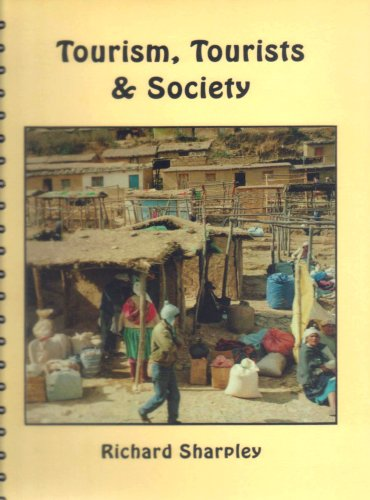 9781854504449: Tourism, Tourists and Society