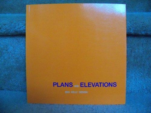 9781854540522: Ben Kelly Design: Plans and Elevations (DesignFile)