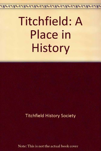 9781854550293: Titchfield: A Place in History