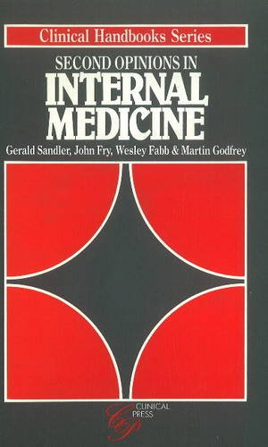 Clinical Handbook Internal Medicine Used Abebooks