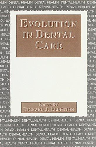 9781854570208: Evolution in Dental Care