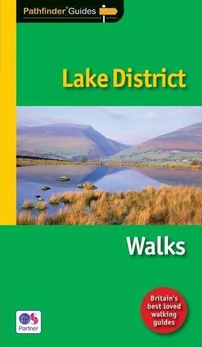 9781854585011: Pathfinder Lake District: Walks (Pathfinder Guide)