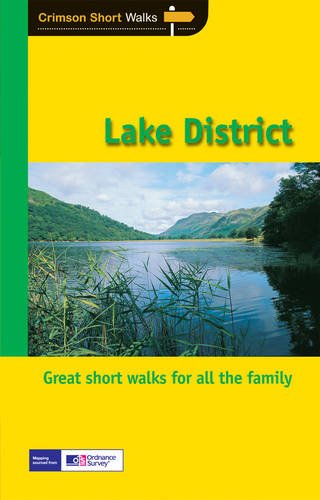 9781854585233: Short Walks Lake District