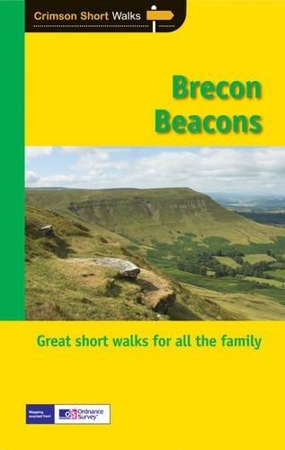 9781854585325: Brecon Beacons (Short Walks)