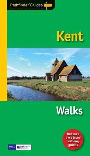 Pathfinder Kent: Walks (Pathfinder Guides) (1854585339) by David Hancock