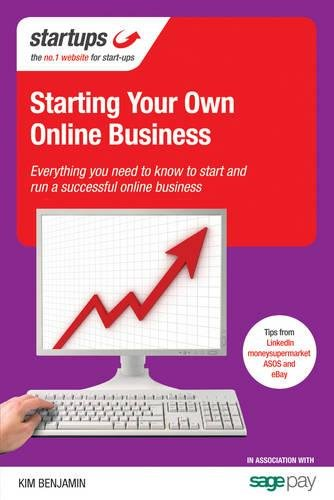 9781854585547: Starting Your Own Online Business
