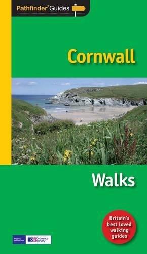 9781854586810: Pathfinder Cornwall: Walks (Pathfinder Guides)
