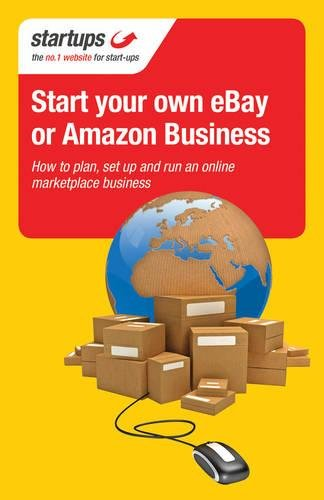 9781854586865: Start Your Own Ebay or Amazon Business (Startups)