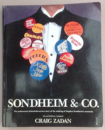 9781854590589: Sondheim & Co.