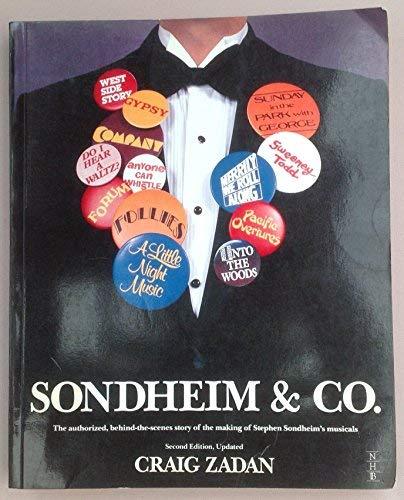 9781854590589: Sondheim & Co